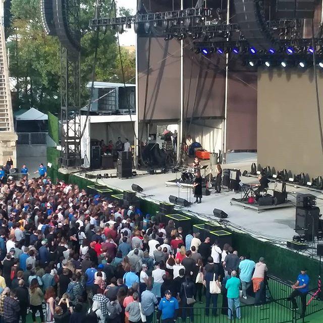 9/30/18 - Queens, NYC, Forest Hills Stadium 223