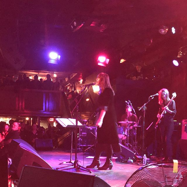 10/5/18 - Boston, MA, Paradise Rock Club 225