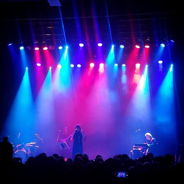 10/9/18 - Toronto, Canada, The Danforth Music Hall 2318