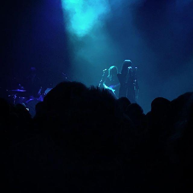 10/9/18 - Toronto, Canada, The Danforth Music Hall 2417