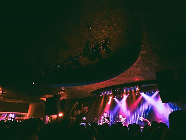 11/17/18 - Seattle, WA, The Showbox 245