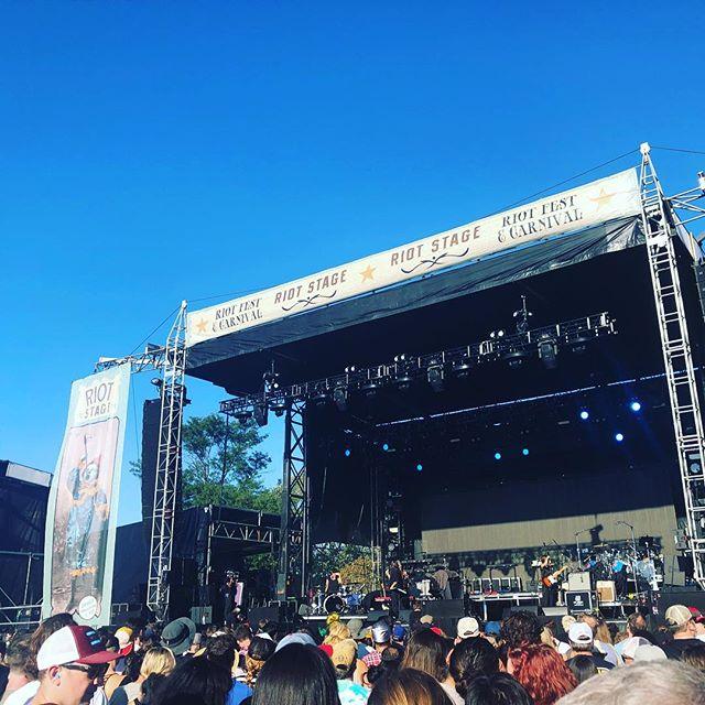 """9/15/18 - Chicago, IL, Douglas Park, """"Riot Fest"""" 2614"""