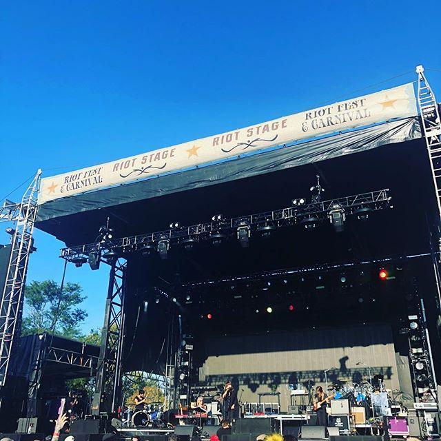 """9/15/18 - Chicago, IL, Douglas Park, """"Riot Fest"""" 2714"""