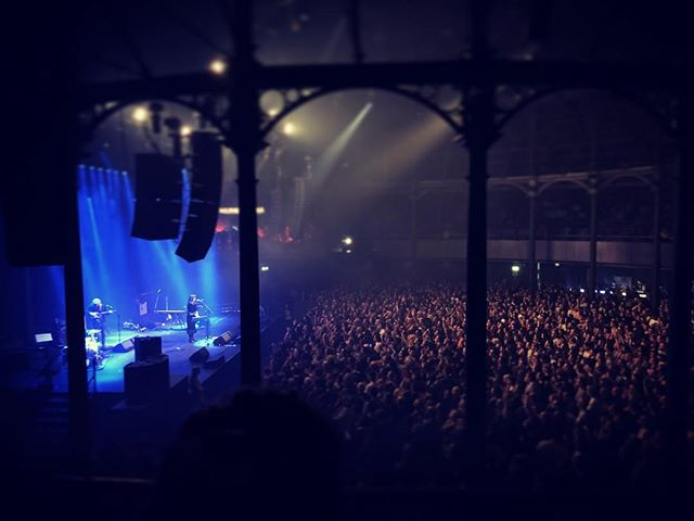 10/23/18 - London, England, The Roundhouse 2718