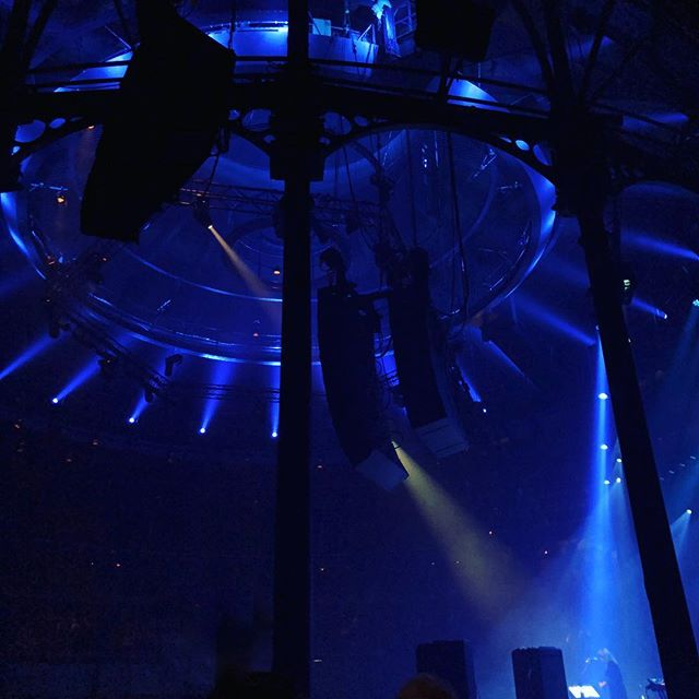 10/23/18 - London, England, The Roundhouse 2816