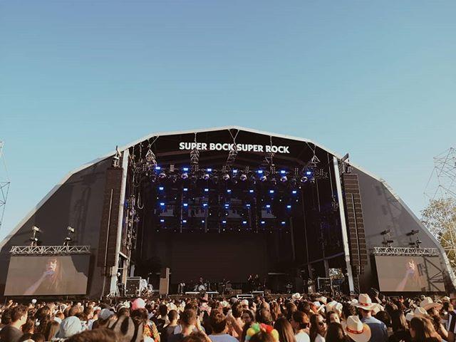 "7/18/19 - Sesimbra, Portugal, Praia do Meco, ""Super Bock Super Rock Festival"" 3102"
