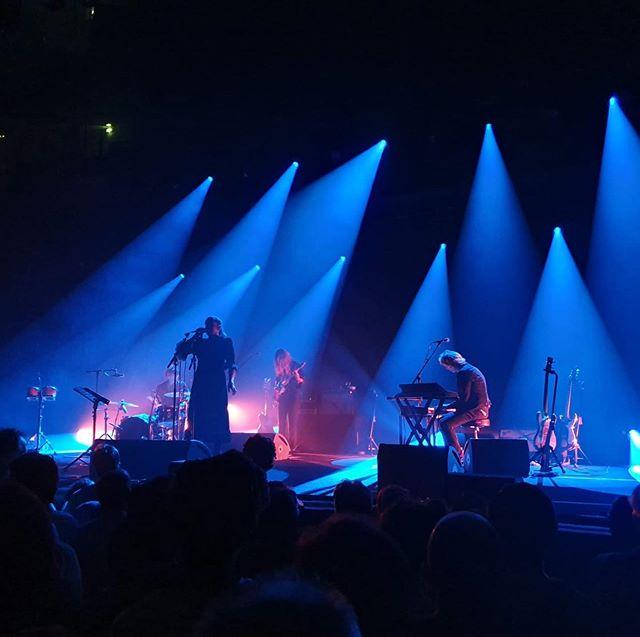 """7/4/19 - Paris, France, Grande salle Pierre Boulez - Philharmonie, """"Days Off Festival"""" 3126"""