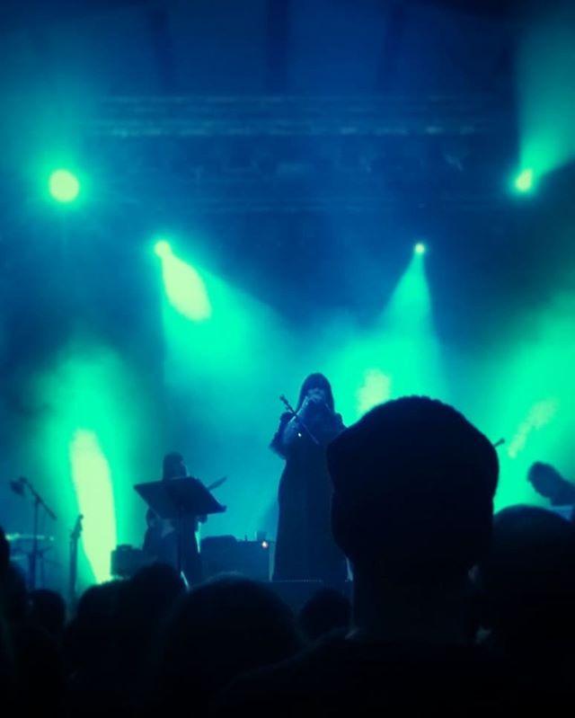11/5/18 - Bologna, Italy, Estragon Club 3222