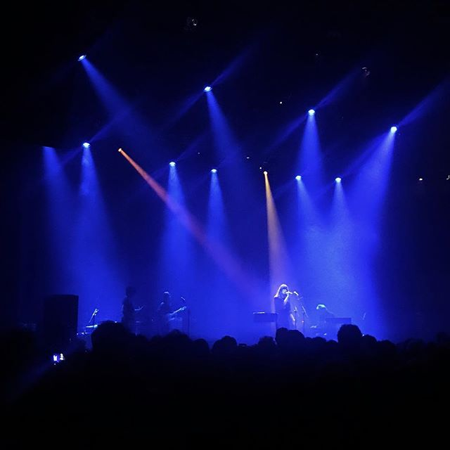 10/23/18 - London, England, The Roundhouse 3316