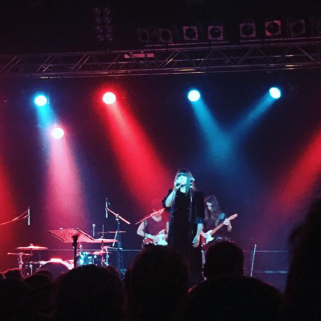 7/9/19 - Cologne, Germany, Live Music Hall 396