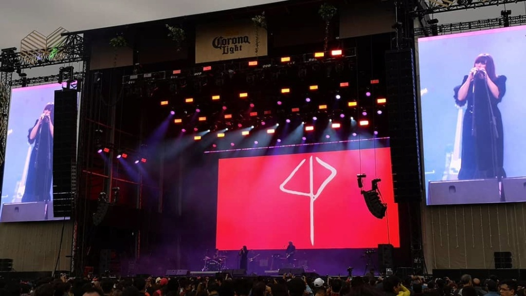 "11/16/19 - Mexico City, Mexico, Autodromo Hermanos Rodriguez, ""Corona Capital Festival"" 4130"