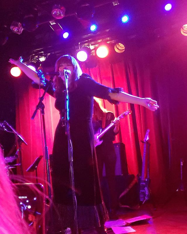 10/5/18 - Boston, MA, Paradise Rock Club 425