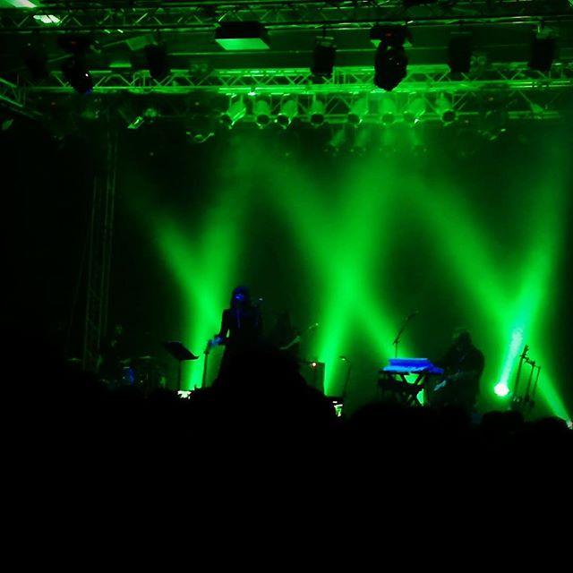 11/5/18 - Bologna, Italy, Estragon Club 441