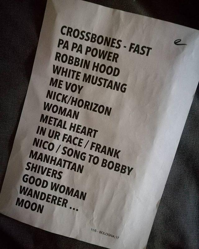 11/5/18 - Bologna, Italy, Estragon Club 4514