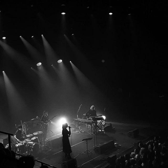 """7/4/19 - Paris, France, Grande salle Pierre Boulez - Philharmonie, """"Days Off Festival"""" 4517"""