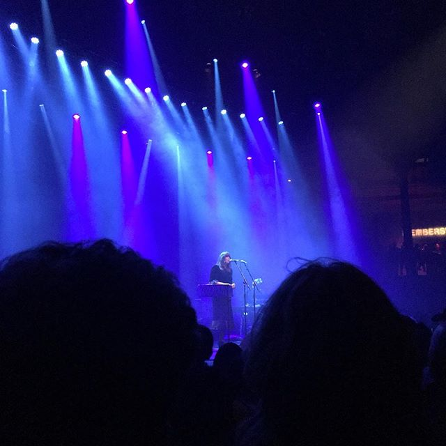 10/23/18 - London, England, The Roundhouse 5011