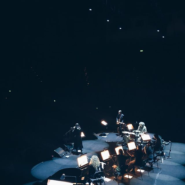 "5/31/18 - Sydney, Australia, Sydney Opera House, ""Moon Pix 20th Anniversary Concert"" 510"
