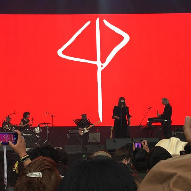 "11/16/19 - Mexico City, Mexico, Autodromo Hermanos Rodriguez, ""Corona Capital Festival"" 5104"