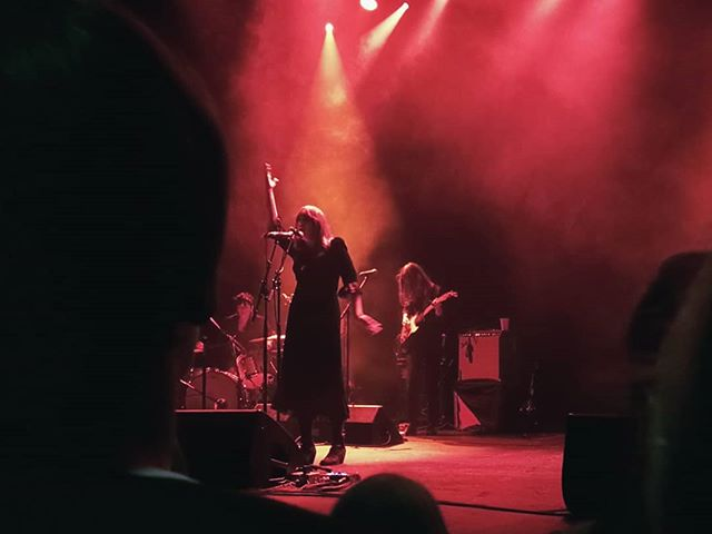 10/9/18 - Toronto, Canada, The Danforth Music Hall 524