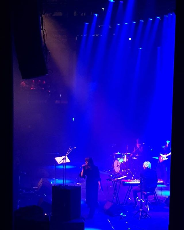 10/23/18 - London, England, The Roundhouse 527
