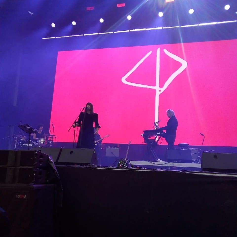 "11/16/19 - Mexico City, Mexico, Autodromo Hermanos Rodriguez, ""Corona Capital Festival"" 5717"