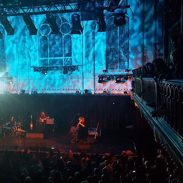 7/10/19 - Amsterdam, Netherlands, Paradiso 579