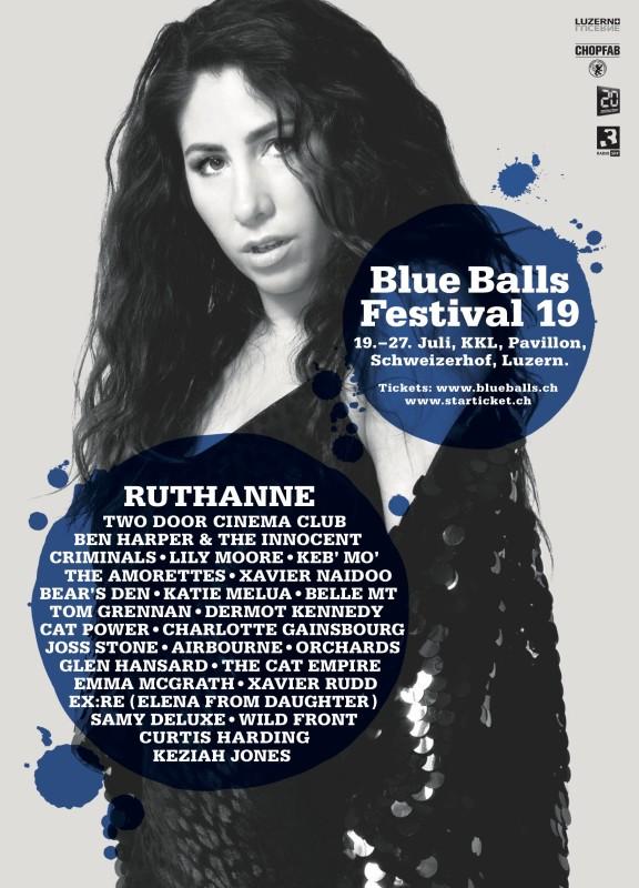 "7/19/19 - Luzern, Switzerland, KKL Luzern, Konzertsaal, ""Blue Balls Festival"" 585"