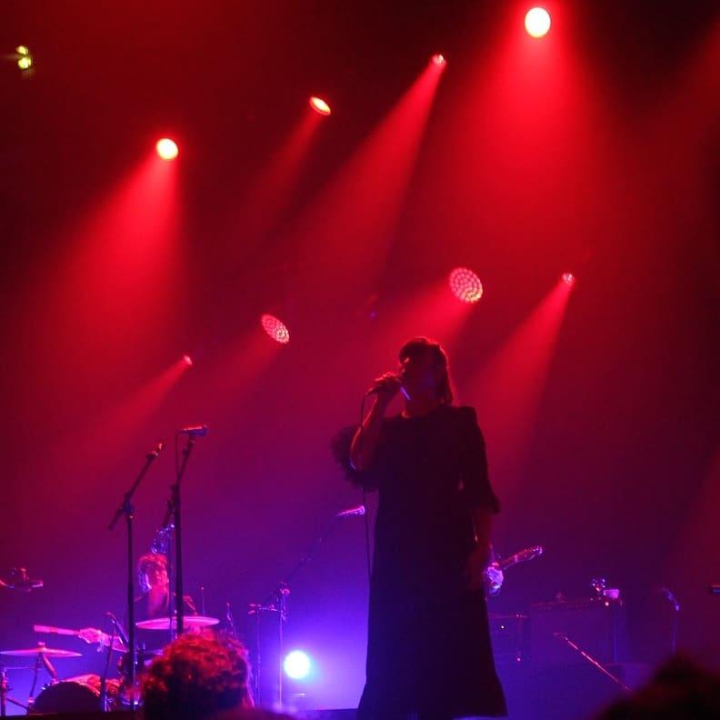 """7/4/19 - Paris, France, Grande salle Pierre Boulez - Philharmonie, """"Days Off Festival"""" 6115"""
