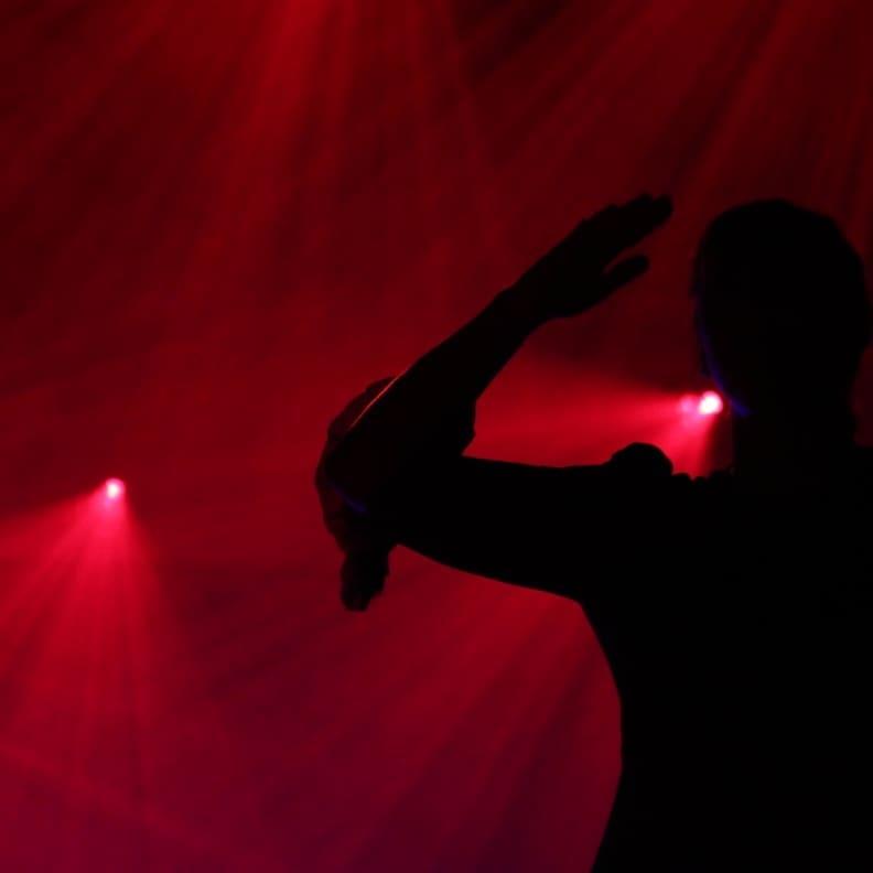 """7/4/19 - Paris, France, Grande salle Pierre Boulez - Philharmonie, """"Days Off Festival"""" 6314"""