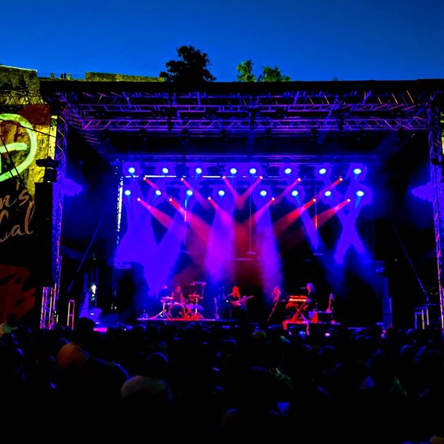 """6/29/19 - Luxembourg, Luxembourg, Neumünster Abbey, """"Siren's Call"""" 671"""