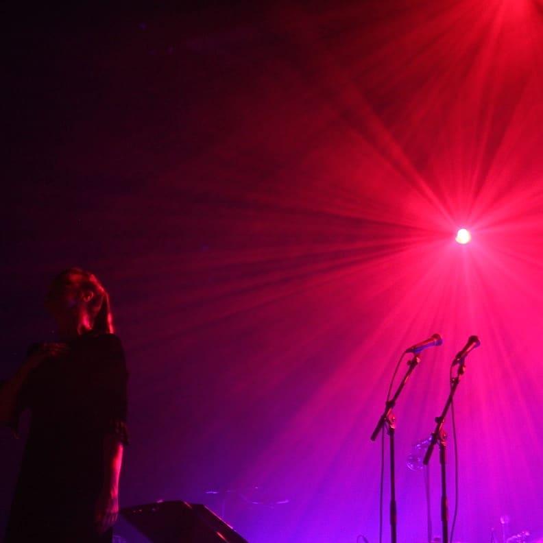 """7/4/19 - Paris, France, Grande salle Pierre Boulez - Philharmonie, """"Days Off Festival"""" 6711"""
