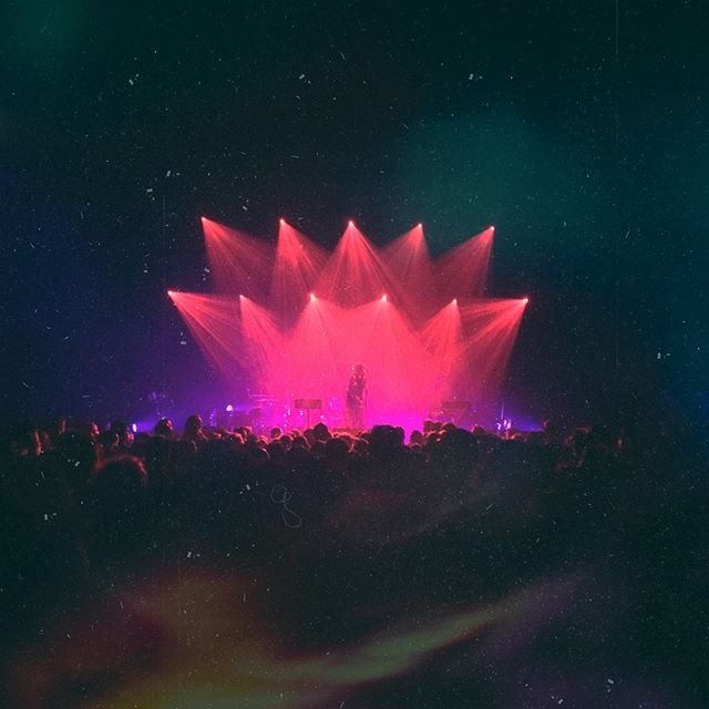 """7/4/19 - Paris, France, Grande salle Pierre Boulez - Philharmonie, """"Days Off Festival"""" 7311"""