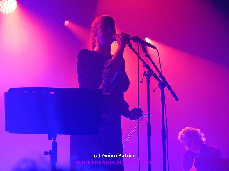 """7/4/19 - Paris, France, Grande salle Pierre Boulez - Philharmonie, """"Days Off Festival"""" 7710"""