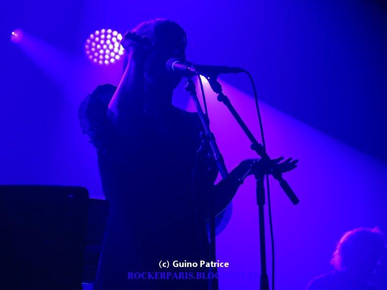 """7/4/19 - Paris, France, Grande salle Pierre Boulez - Philharmonie, """"Days Off Festival"""" 7810"""