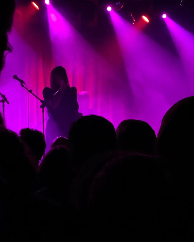 10/28/19 - Vancouver, Canada, Commodore Ballroom 791