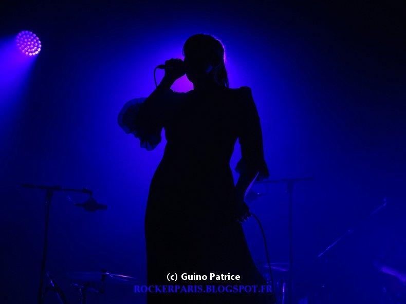 """7/4/19 - Paris, France, Grande salle Pierre Boulez - Philharmonie, """"Days Off Festival"""" 8010"""