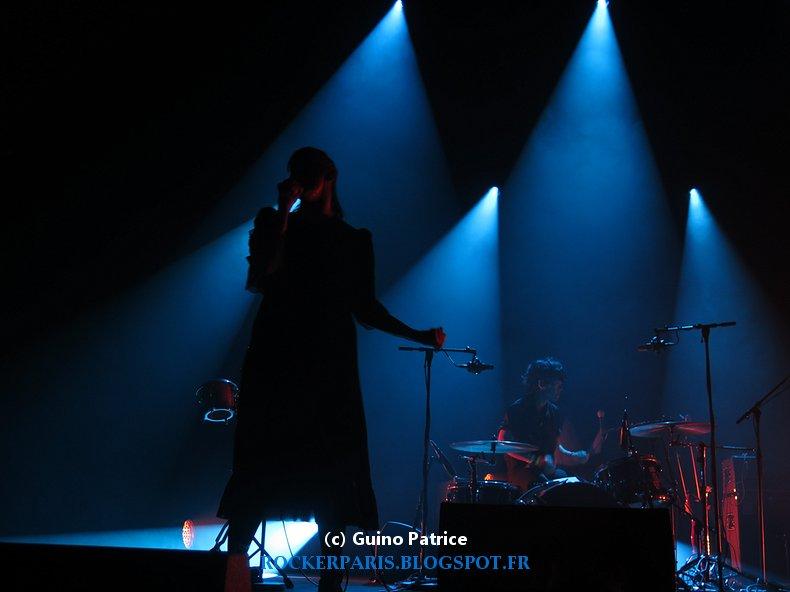 """7/4/19 - Paris, France, Grande salle Pierre Boulez - Philharmonie, """"Days Off Festival"""" 8110"""
