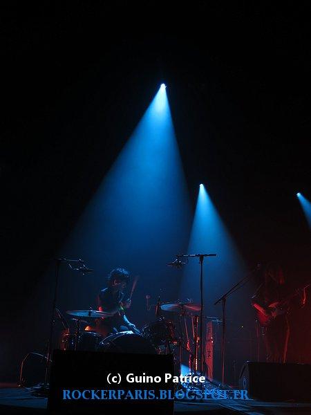 """7/4/19 - Paris, France, Grande salle Pierre Boulez - Philharmonie, """"Days Off Festival"""" 8210"""