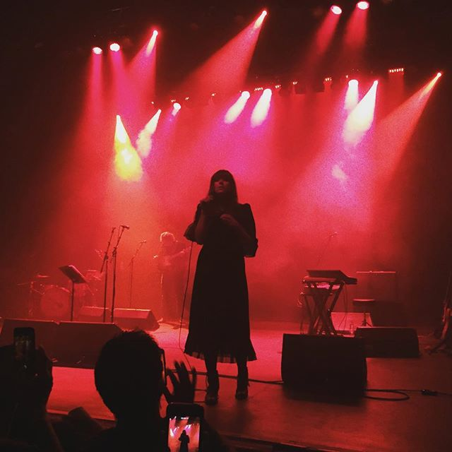 10/9/18 - Toronto, Canada, The Danforth Music Hall 824