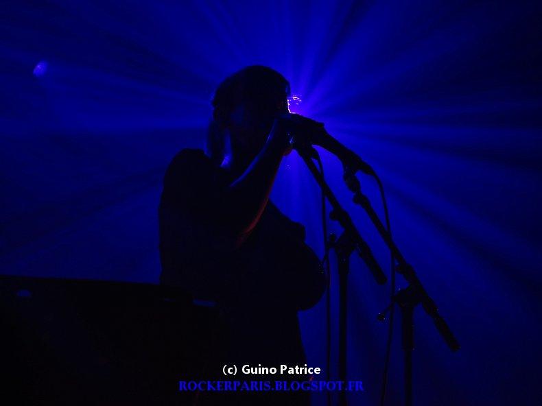 """7/4/19 - Paris, France, Grande salle Pierre Boulez - Philharmonie, """"Days Off Festival"""" 8310"""