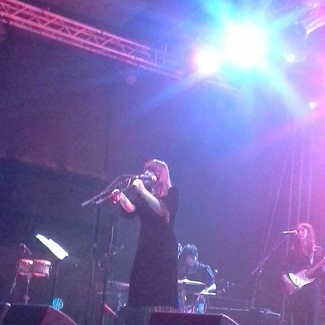 11/5/18 - Bologna, Italy, Estragon Club 834
