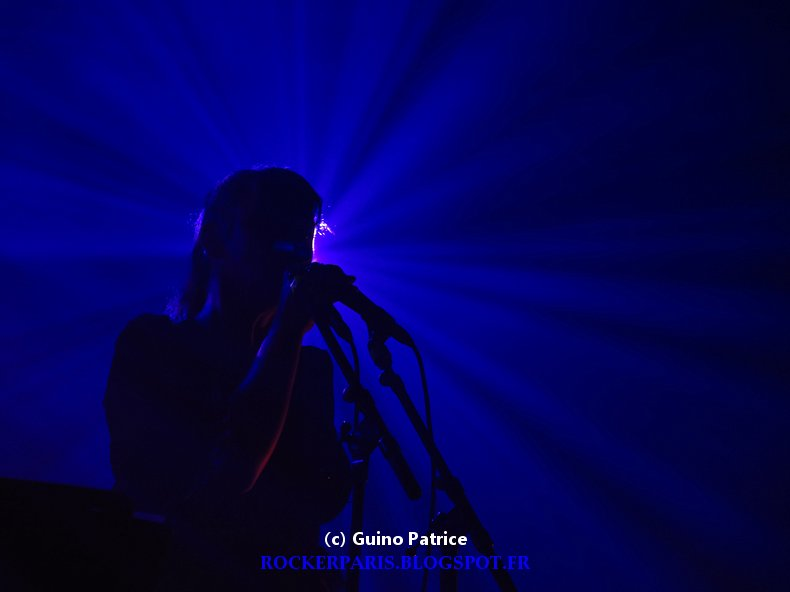 """7/4/19 - Paris, France, Grande salle Pierre Boulez - Philharmonie, """"Days Off Festival"""" 8410"""