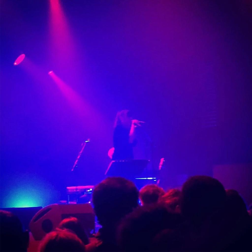"""7/4/19 - Paris, France, Grande salle Pierre Boulez - Philharmonie, """"Days Off Festival"""" 867"""