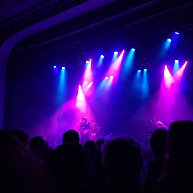 10/9/18 - Toronto, Canada, The Danforth Music Hall 924