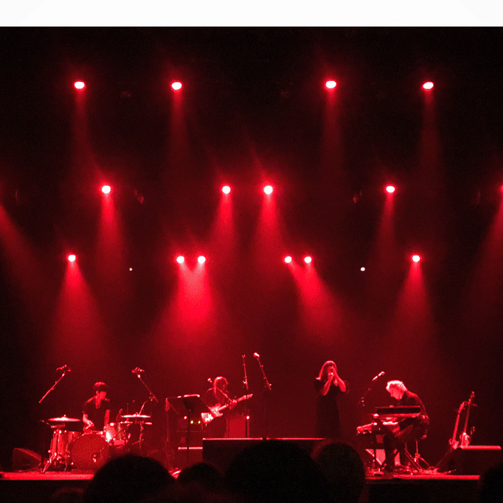 11/21/18 - Los Angeles, CA, The Theatre at Ace Hotel 940