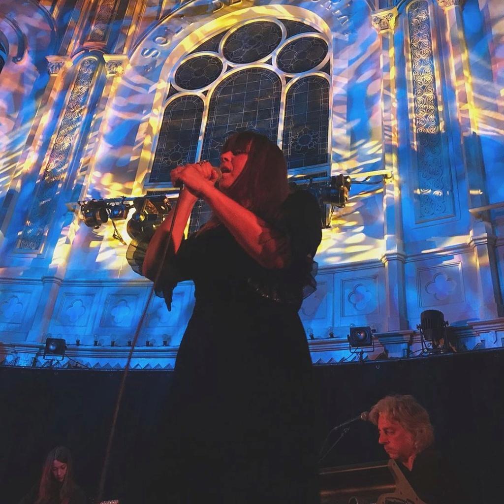 7/10/19 - Amsterdam, Netherlands, Paradiso 969