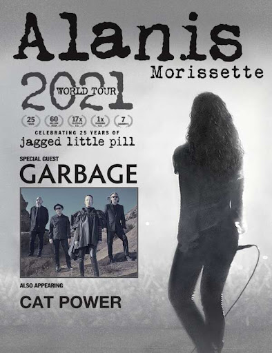 9/15/21 - Cincinnati, OH, Riverbend Music Center Alanis11