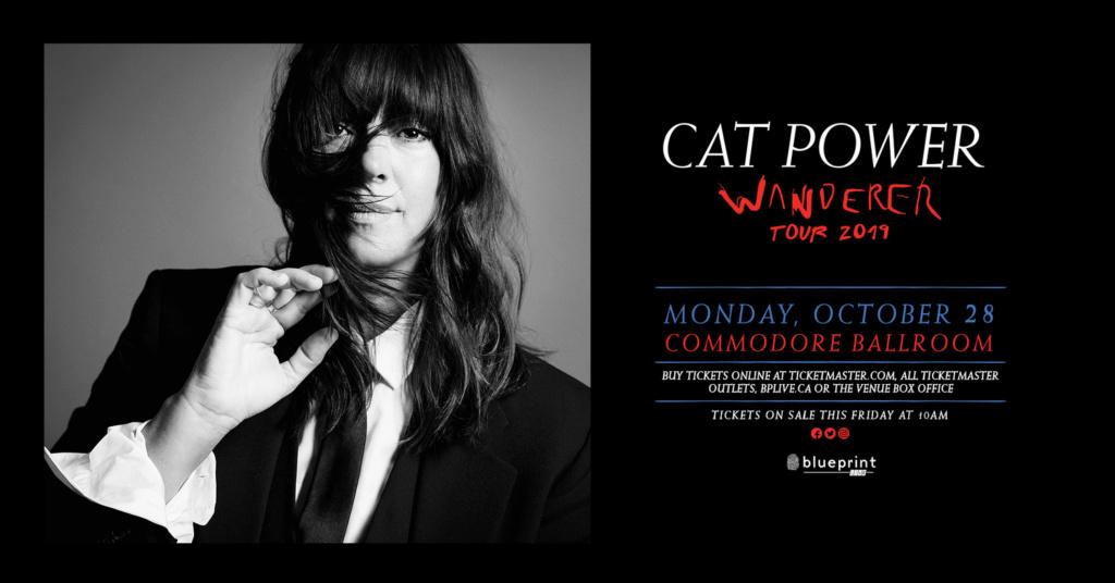 10/28/19 - Vancouver, Canada, Commodore Ballroom Bpl_ca10