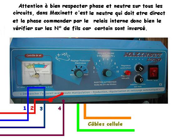 electrolyseur Dytech chlornett 100 Maxine10