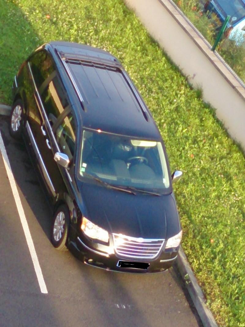 Mon GV5 de 2009 - limited - noir - 2,8 L 113